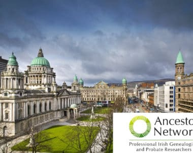 Ancestor Network Moves To Establish Branch in Northern Ireland