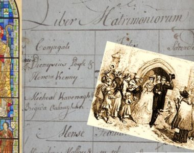 Marriages in Killanerin and Gorey, Wexford 1800-1807