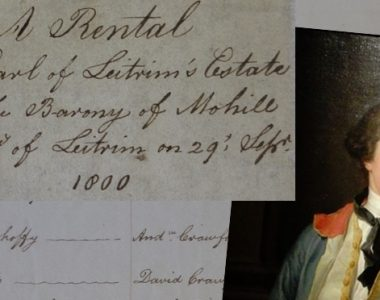 Tenants of the Clements Estate in Mohill, Co. Leitrim in 1800.