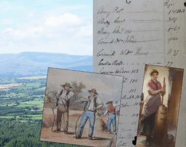 Tenants of the Trant Estate, Dovea, Co. Tipperary: 1815-20