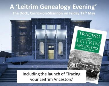 Leitrim Genealogy Evening and book Launch
