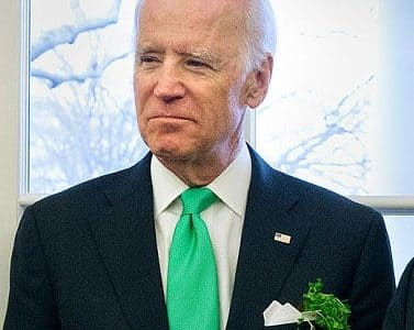 The Irish Ancestry of Joe Biden