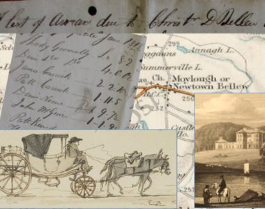 Bellew Estate Tenants, Galway 1817-20