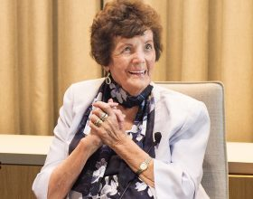 How early loss shaped the remarkable life of Philomena Lee.